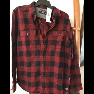 KENNETH COLE FLANNEL NEW